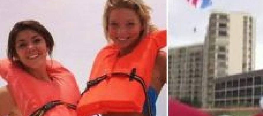 Panama City : deux adolescentes en parachute ascensionnel percutent un immeuble