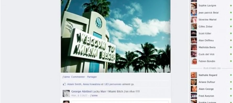 SFR revisite les vacances à Miami Beach dans une pub amusante