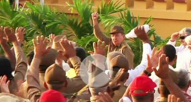Cuba célèbre les 60 ans du début de la révolution