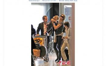 La famille Sarkozy en vacances à Miami ?
