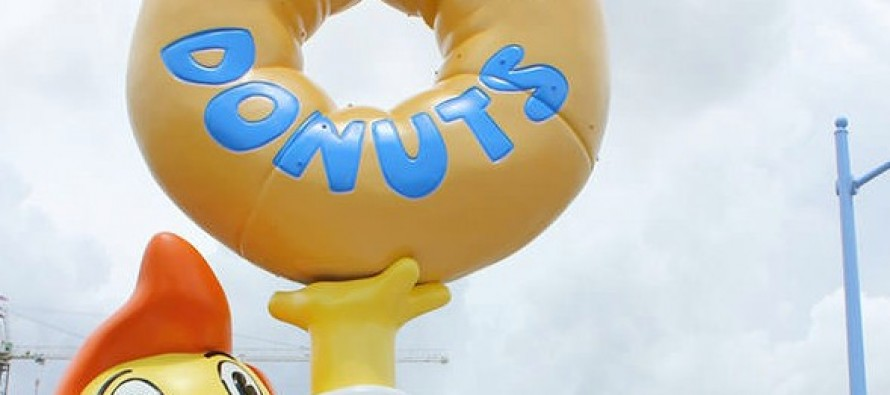 Le Springfield des Simpson's a ouvert à Universal Orlando