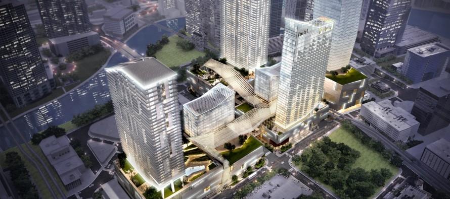 C'est Bouygues qui va construire le Brickell CityCentre de Miami !