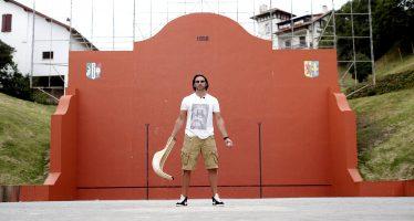 Evénement : le champion de pelote basque Eric Irastorza quitte Miami