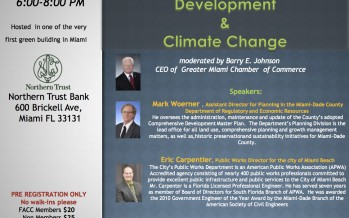 Conférence sur le développement et le changement climatique