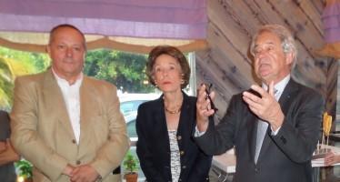 Miami-Beach : Jacques Brion et l'UMP lancent leur campagne pour les élections consulaires