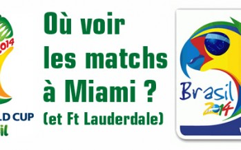 La coupe du monde de football en Floride