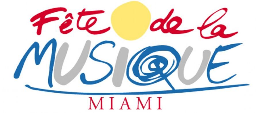 La Fête de la Musique à Miami (les 20 et 21 juin 2014)
