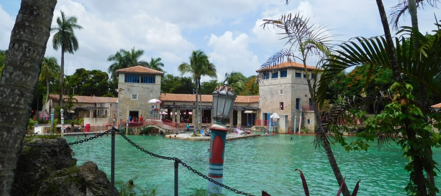 Venetian Pool de Miami : une halte fraicheur au cœur de la ville