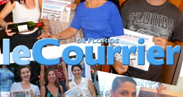 Le Courrier de Floride a 1 an !!!!