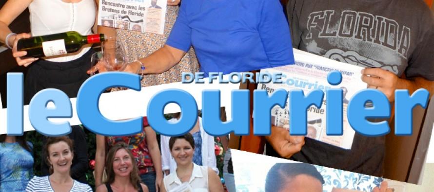 Le Courrier de Floride a 1 an !!!!