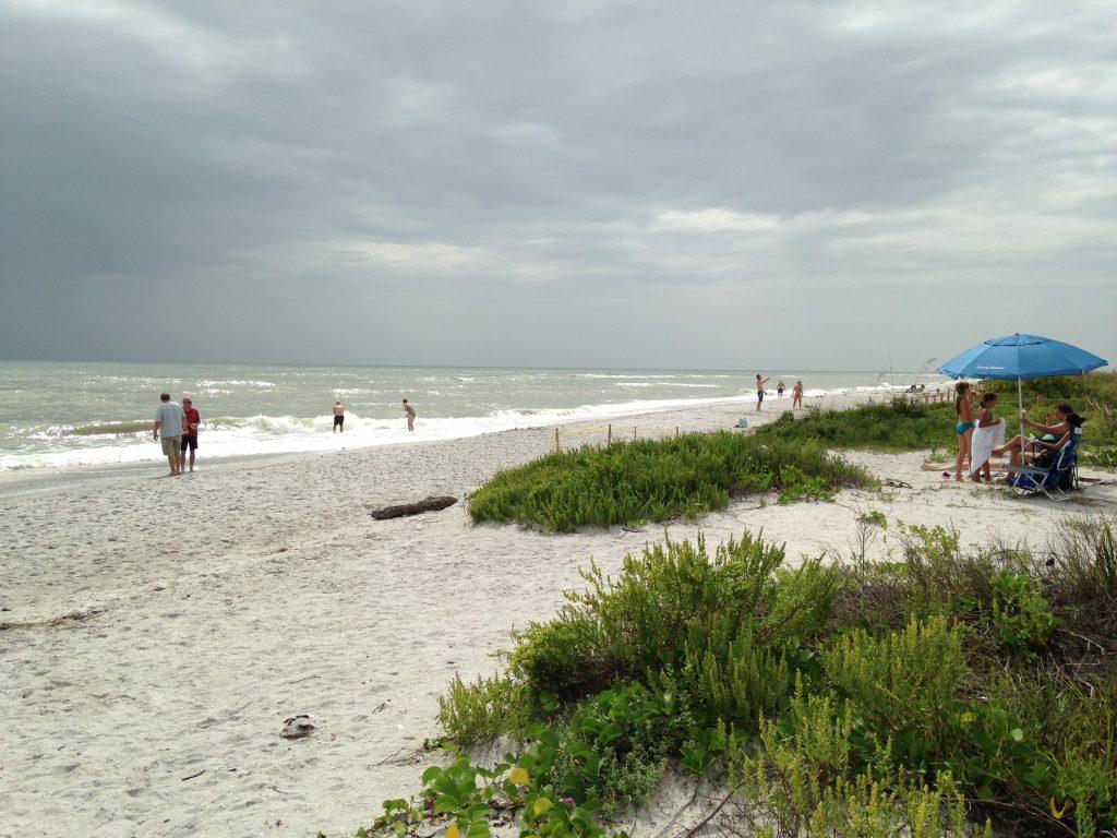 Sanibel Island - Floride - Bowman's Beach