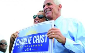 Charlie Crist remporte la primaire Démocrate de Floride