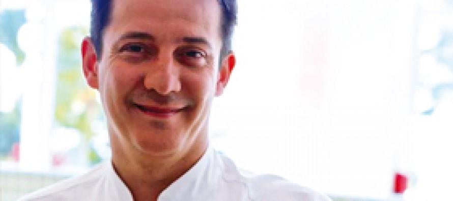 Au Sofitel : nouveau chef et nouveaux menus