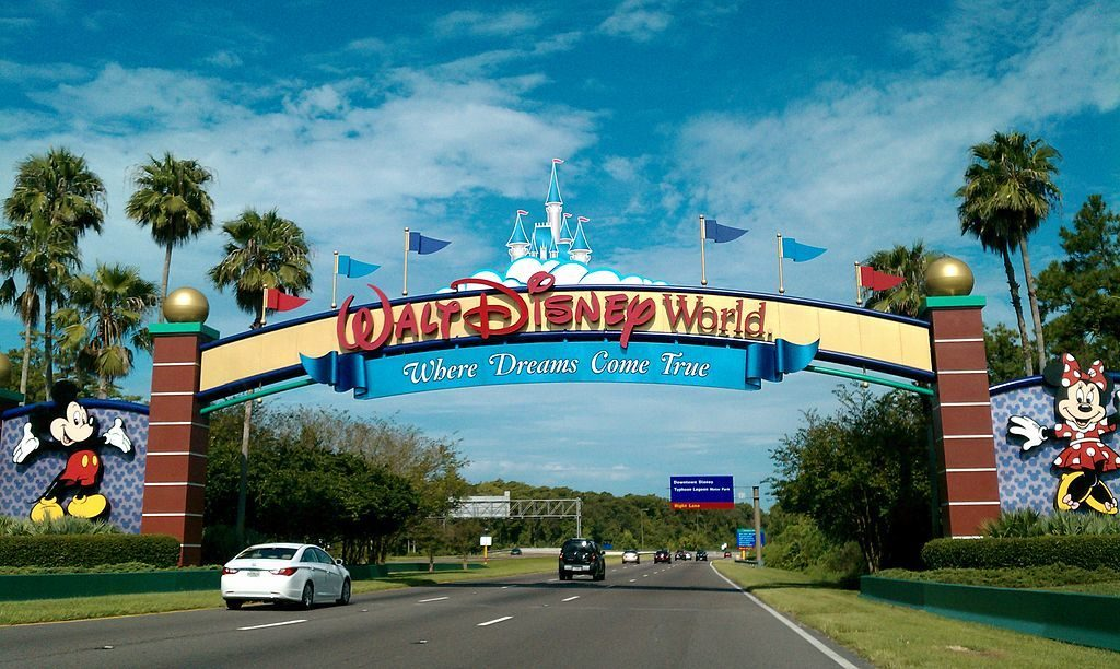 Disney World Orlando Floride