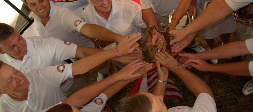 Les USA gagnent la première Alliance Golf Cup contre la France