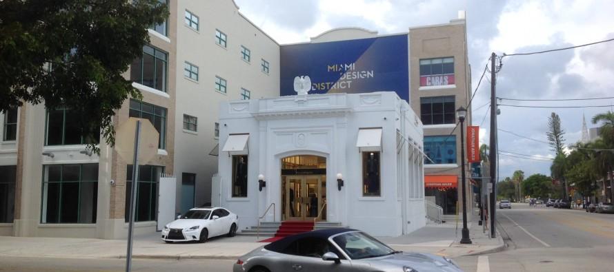 Design District : Le luxe Français à la conquête de Miami