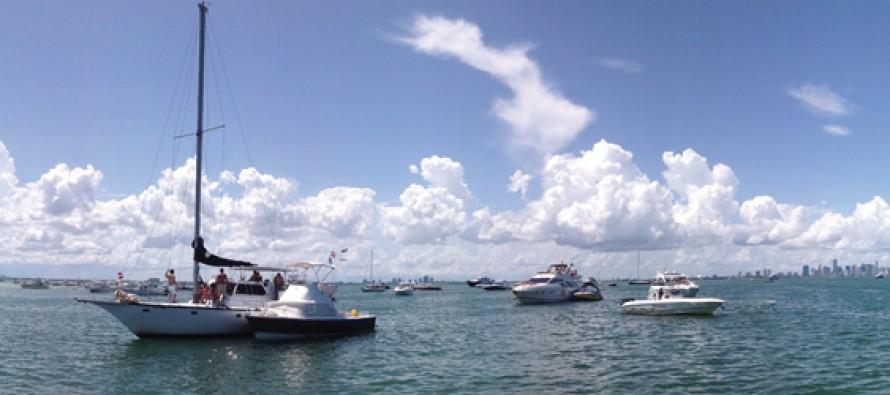 Bateaux : 8 morts dans la baie de Biscayne en 6mois