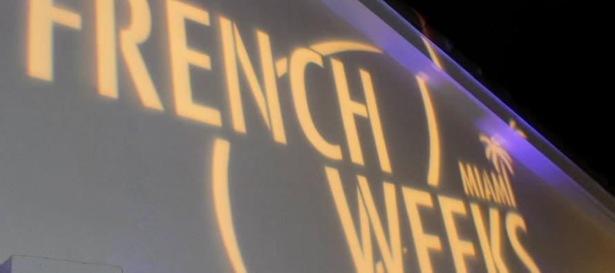 Soirée d'ouverture des French Weeks de Miami : les photos