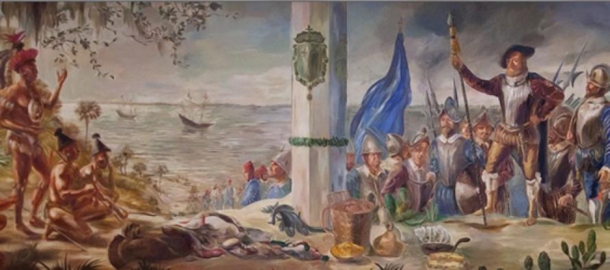 450ème anniversaire de la présence française