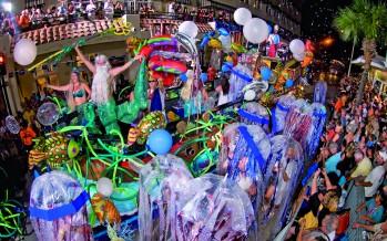 Fantasy : la plus sauvage des fêtes de Key West !