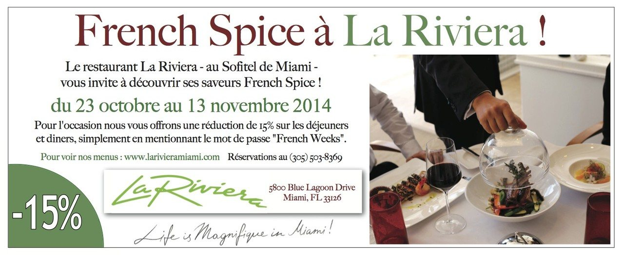 La Riviera French Spice 5