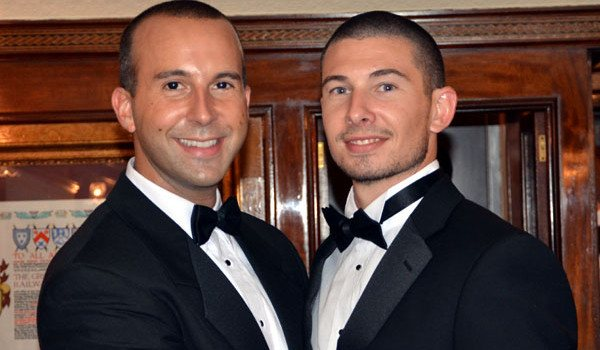 Paul Rubio Gidas Dousset mariage