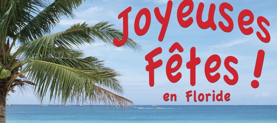 Fêtes de Noël 2014 à Miami et en Floride