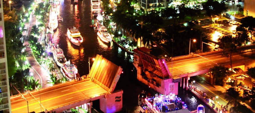 Boat Parade de Fort Lauderdale : plus d'un million de spectateurs attendus !