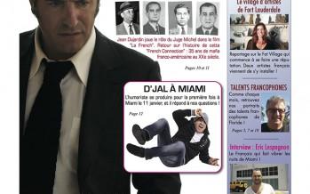 Le Courrier de Floride de janvier 2015 est sorti !