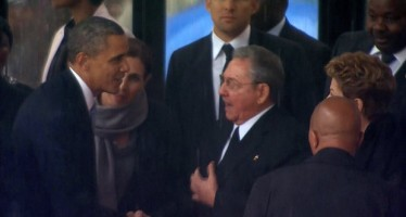 Historique : le président Barack Obama est arrivé à Cuba