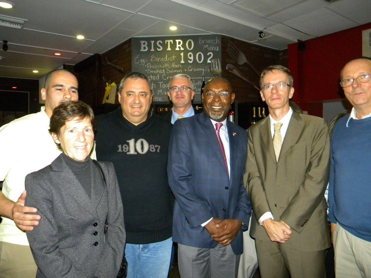 Photo of Première réunion de network réussie pour le Courrier de Floride