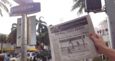 Mobilisation des Français de Floride contre les attentats
