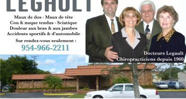 Il existe des chiropracteurs francophones en Floride !