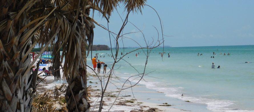 Fort De Soto à St Petersburg (Floride) : une des plus belles plages des Etats-Unis