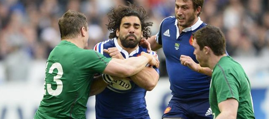 14 février : France-Irlande de Rugby à Miami