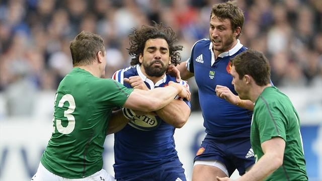 Photo of 14 février : France-Irlande de Rugby à Miami