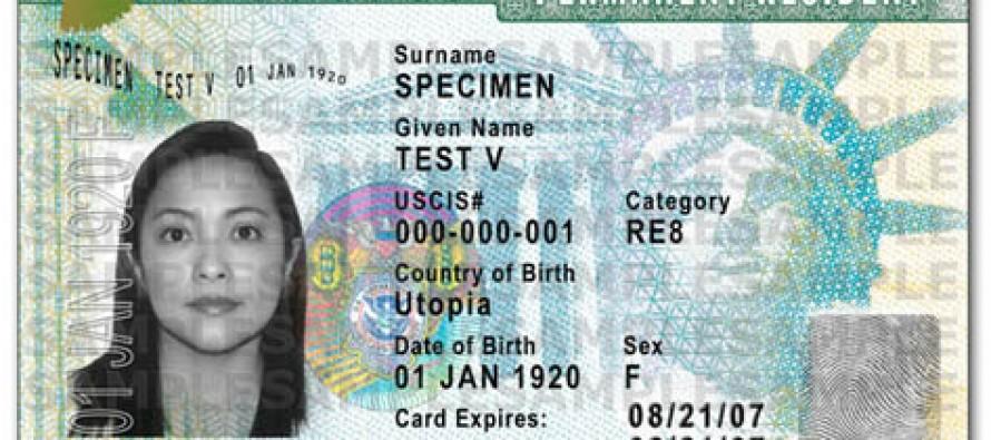 Obtenir une «Green Card» aux Etats-Unis
