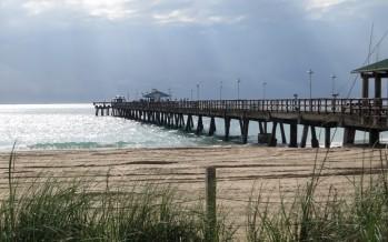 Le niveau de la mer monte à Miami et en Floride !