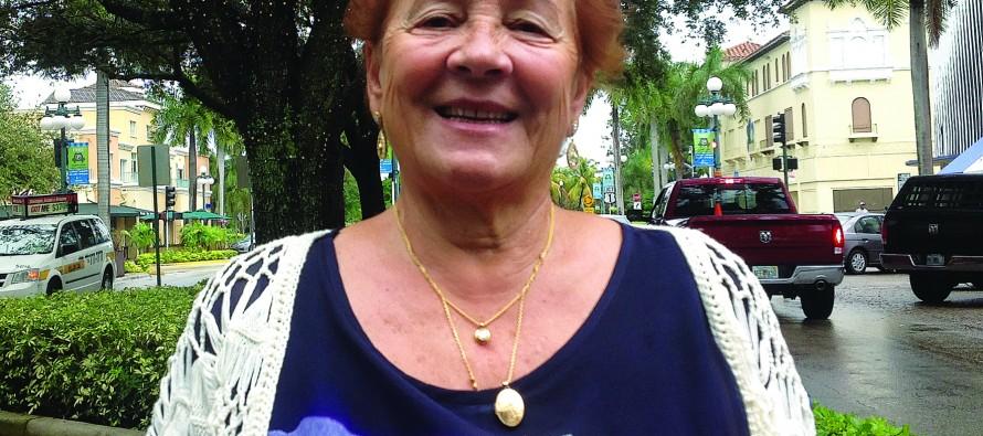 Lina Ferrero : la voyante francophone de Floride