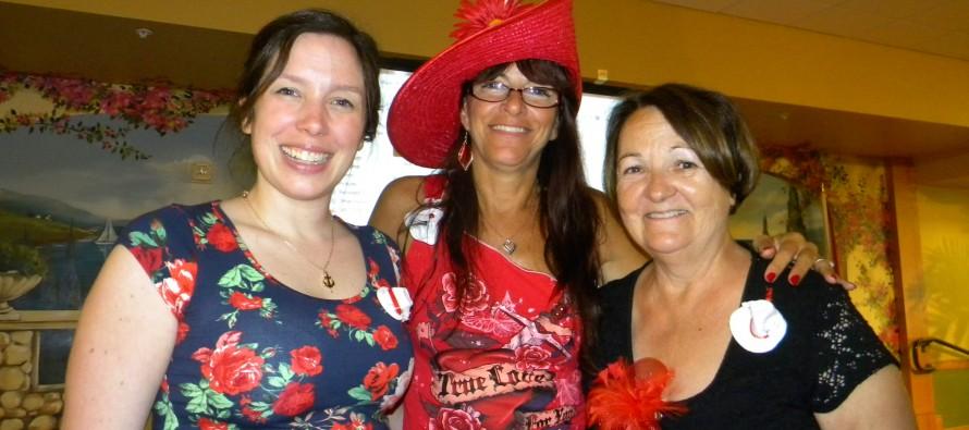 La Journée de la femme est populaire parmi les francophones en Floride