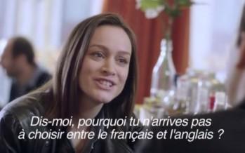 La France s'en prend à ses anglicismes dans un clip hilarant