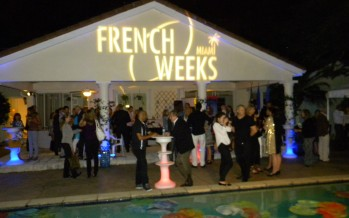 Le programme des French Weeks Miami 2015 !