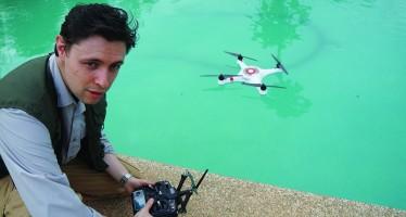 Benoit Duverneuil, le drone-explorer !