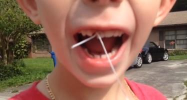 La méthode floridienne pour arracher la dent d'un enfant