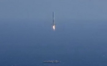 La fusée SpaceX rate son atterrissage en Floride