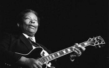 Décès de BB King, légende du blues américain