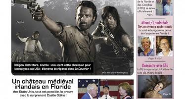 Le Courrier de Floride de Juin 2015 est sorti !