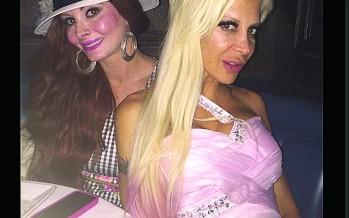Une Barbie bien française à Miami-Beach