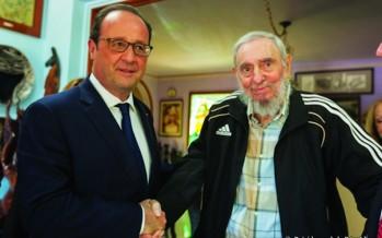 Cuba : la France prend-elle d'avance les Etats-Unis ?