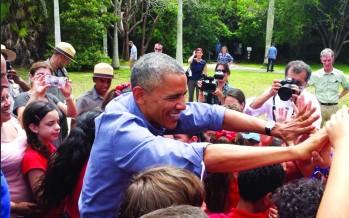 Obama appelle à l'urgence contre le réchauffement climatique